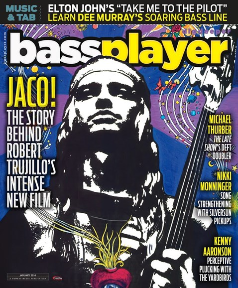 Bass Player Cover - 1/1/2016