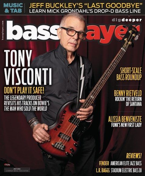 Bass Player Cover - 7/1/2016