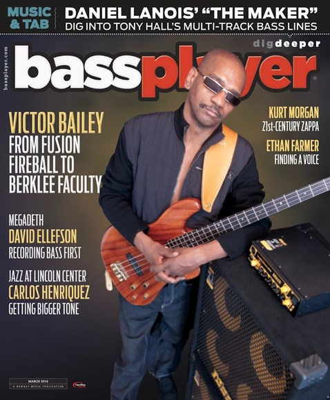 Bass Player Cover - 3/1/2016
