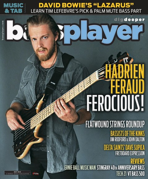 Bass Player Cover - 5/1/2016