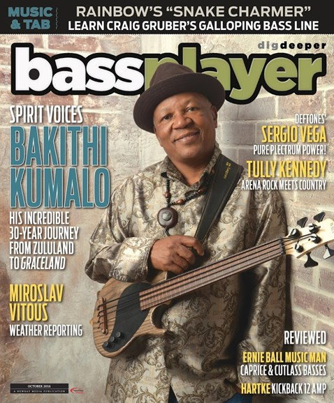 Bass Player Cover - 10/1/2016