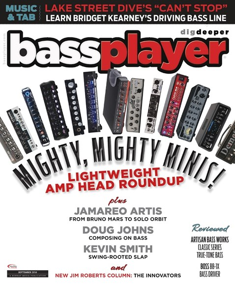 Bass Player Cover - 9/1/2016