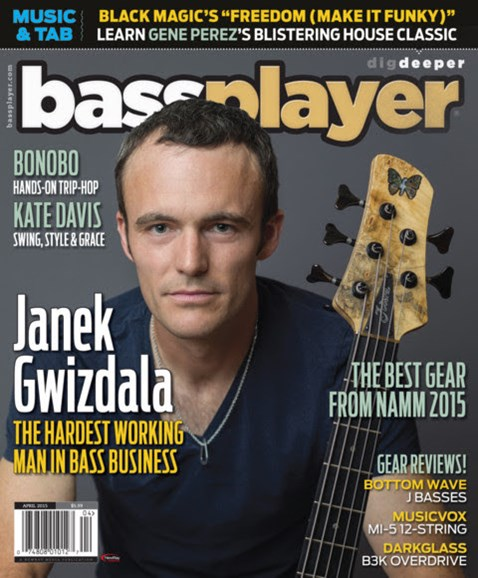 Bass Player Cover - 4/1/2015
