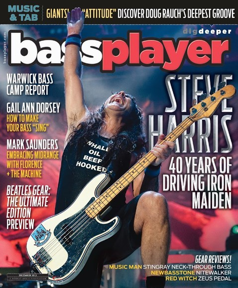 Bass Player Cover - 12/1/2015