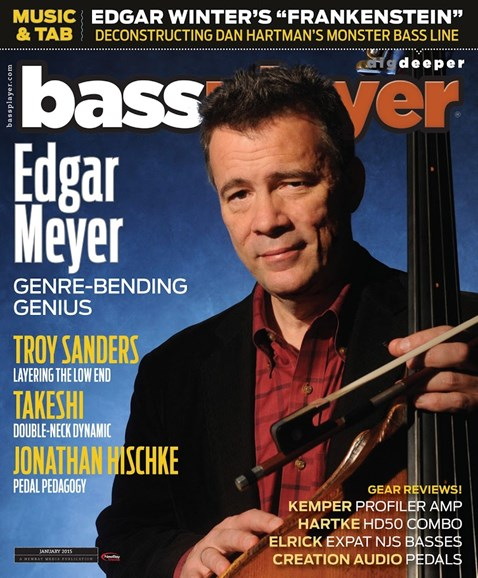 Bass Player Cover - 1/1/2015