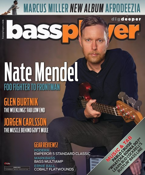 Bass Player Cover - 6/1/2015