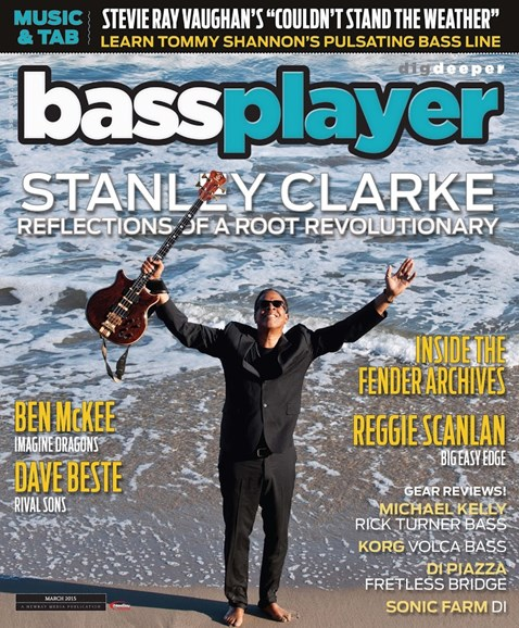 Bass Player Cover - 3/1/2015
