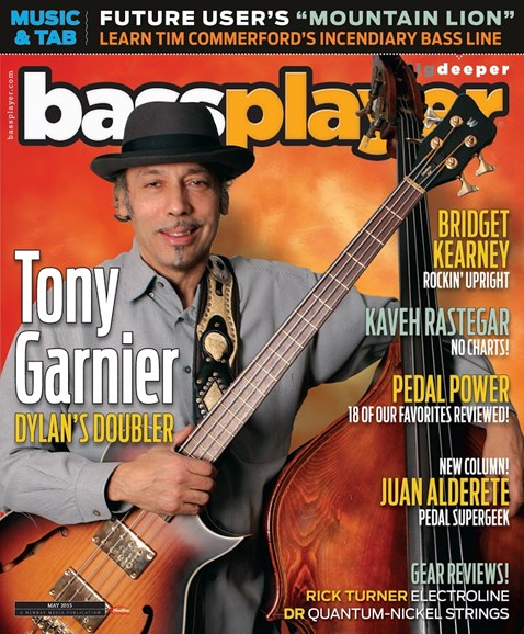 Bass Player Cover - 5/1/2015