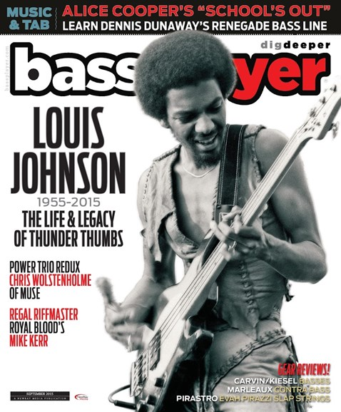Bass Player Cover - 9/1/2015