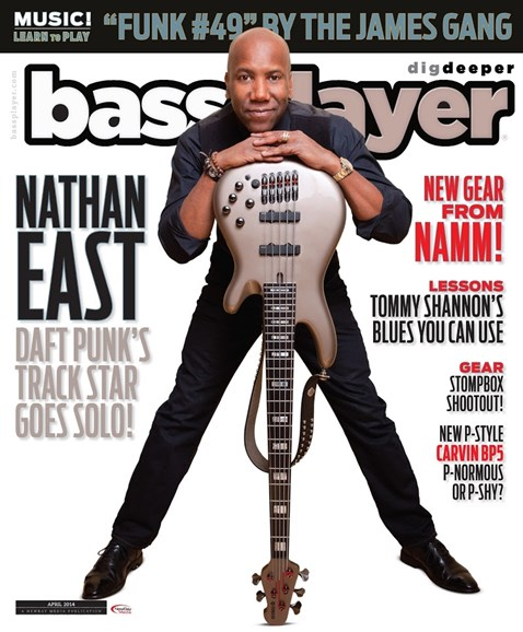 Bass Player Cover - 4/1/2014