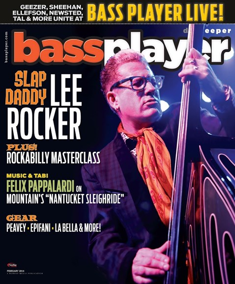 Bass Player Cover - 2/1/2014