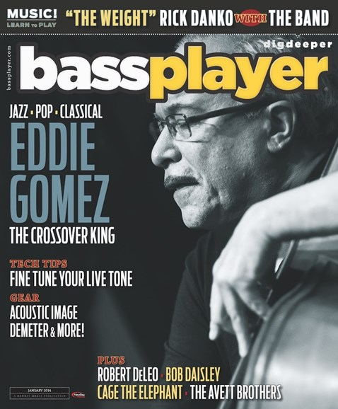 Bass Player Cover - 1/1/2014