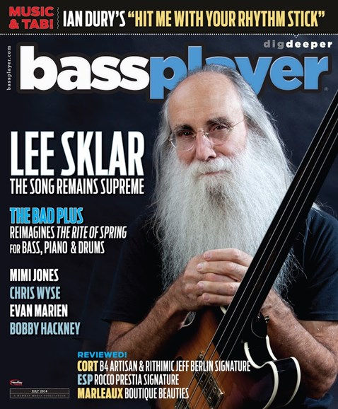 Bass Player Cover - 7/1/2014