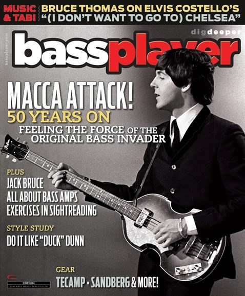 Bass Player Cover - 6/1/2014