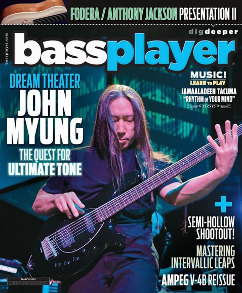 Bass Player Cover - 3/1/2014