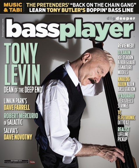 Bass Player Cover - 9/1/2014