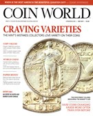 Coin World Monthly 5/1/2017