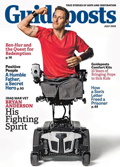 Guideposts Cover - 7/1/2016