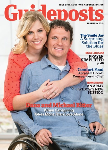 Guideposts Cover - 2/1/2015
