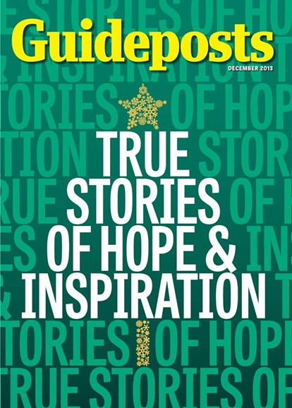 Guideposts Cover - 12/1/2013