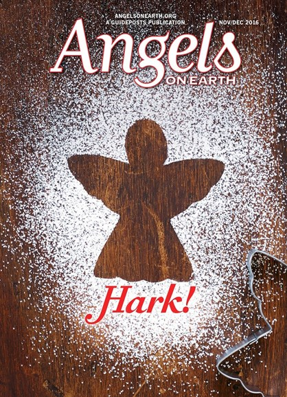 Angels on Earth Cover - 11/1/2016