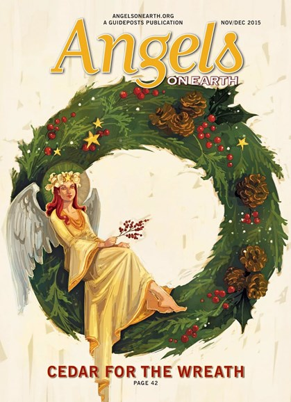 Angels on Earth Cover - 11/1/2015