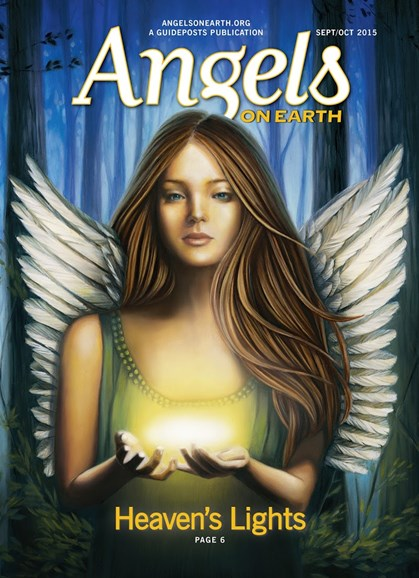 Angels on Earth Cover - 9/1/2015