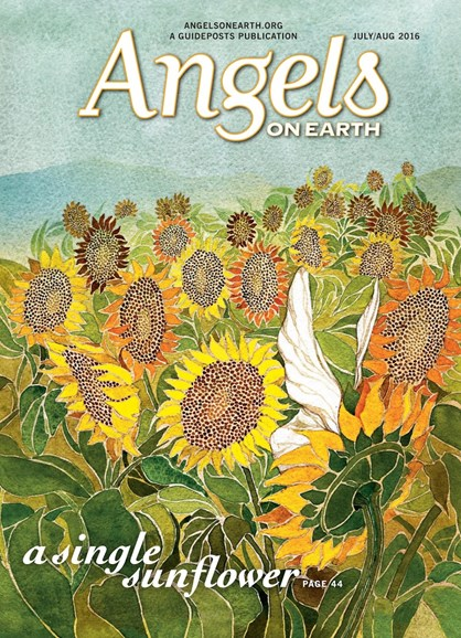 Angels on Earth Cover - 7/1/2016