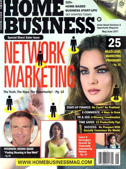 Home Business Magazine Cover - 5/1/2017