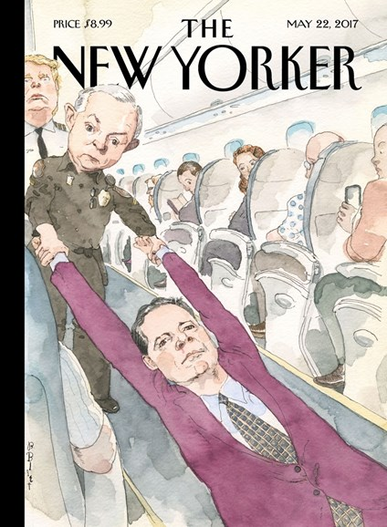 The New Yorker Cover - 5/22/2017