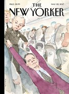 The New Yorker 5/22/2017