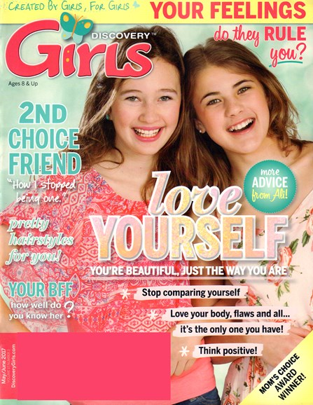 Discovery Girls Cover - 5/1/2017