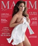 Maxim Magazine 4/1/2016