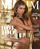 Maxim Magazine 6/1/2016