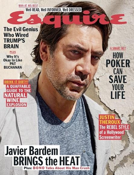 Esquire Cover - 5/1/2017