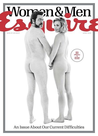 Esquire Cover - 4/2/2015