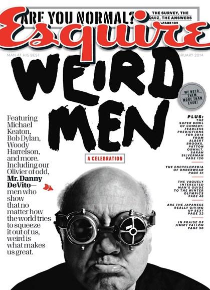 Esquire Cover - 2/1/2014