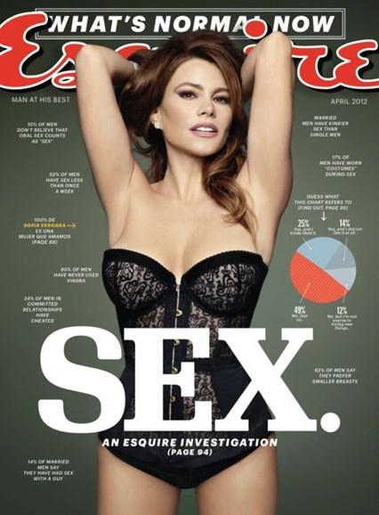 Esquire Cover - 4/1/2012