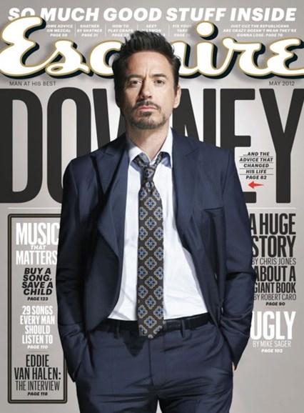 Esquire Cover - 5/1/2012