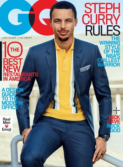 Gentlemen's Quarterly - GQ Cover - 5/1/2017