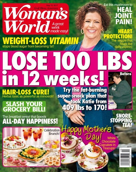 Woman's World Cover - 5/15/2017