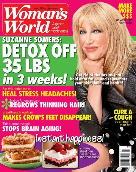 Woman's World Cover - 5/22/2017