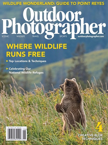 Outdoor Photographer Cover - 6/1/2017