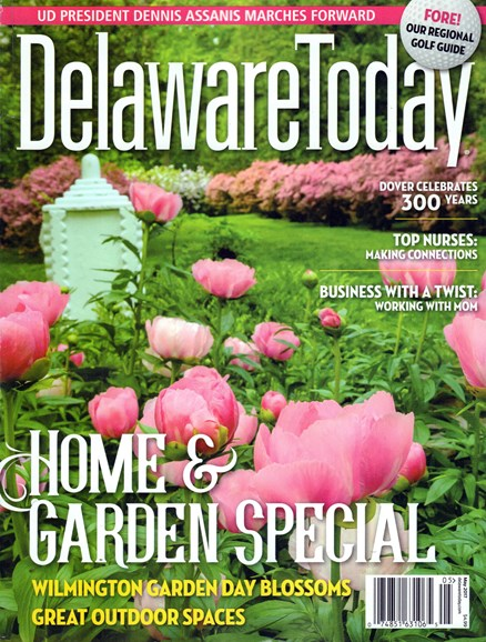 Delaware Today Cover - 5/1/2017
