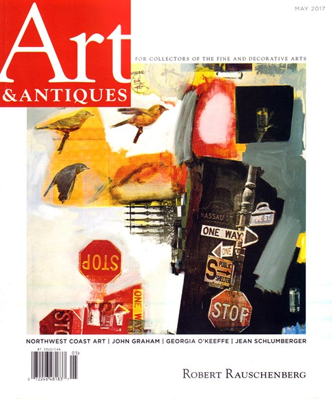 Art & Antiques Cover - 5/1/2017