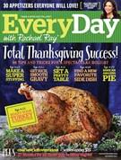Every Day Rachael Ray Magazine 11/1/2014