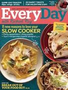 Every Day Rachael Ray Magazine 1/1/2014