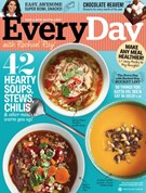 Every Day Rachael Ray Magazine 1/1/2013