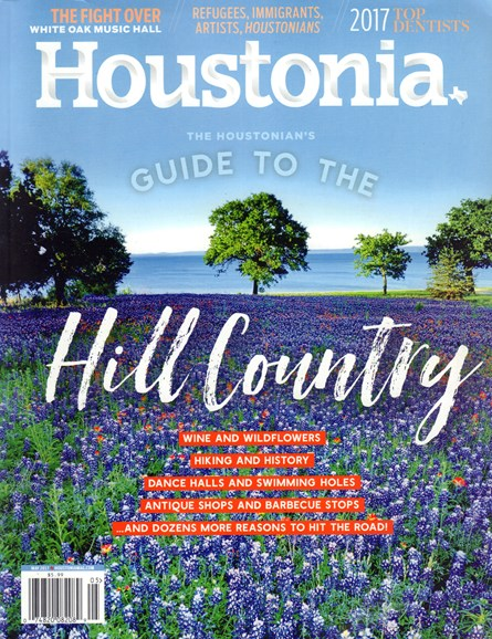 Houstonia Cover - 5/1/2017