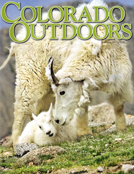 Colorado Outdoors Cover - 5/1/2017